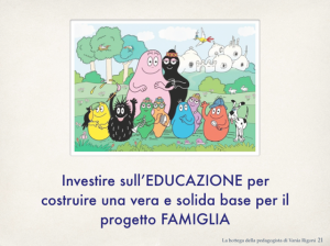 fig.4 La bottega della pedagogista